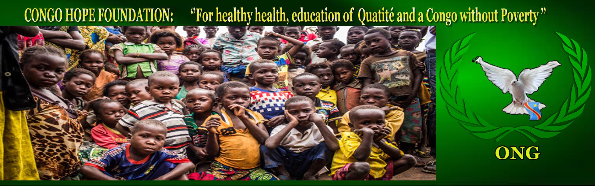 Tous pour une Santé saine et Un éducation de qualité