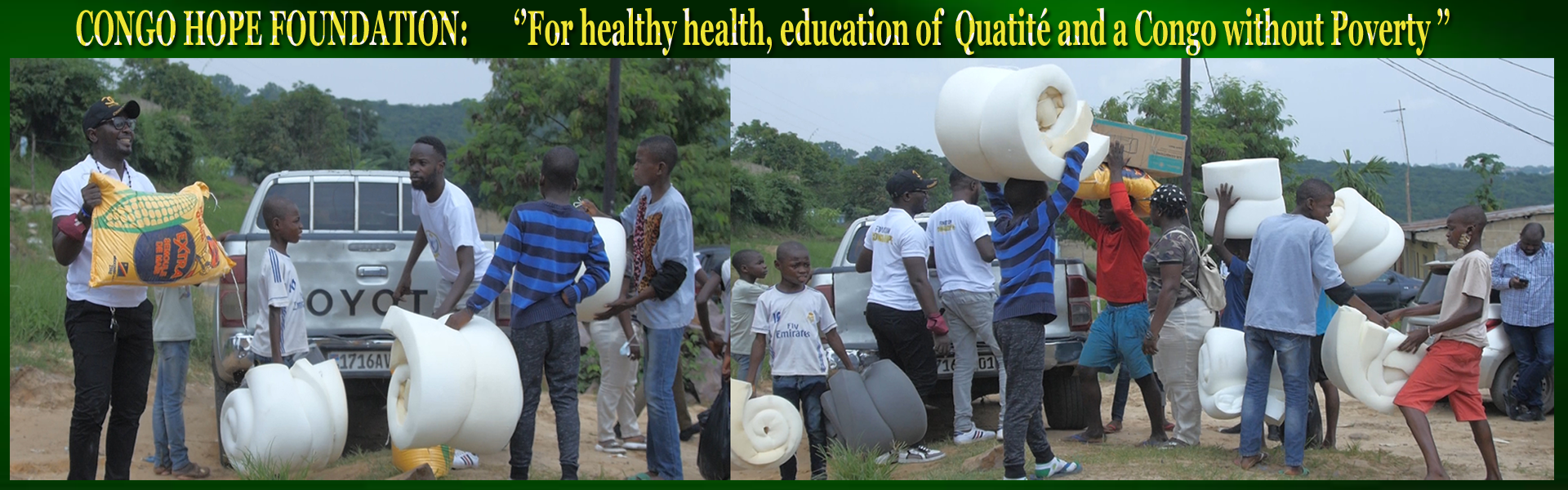 Let's help our children to have a quality education...
