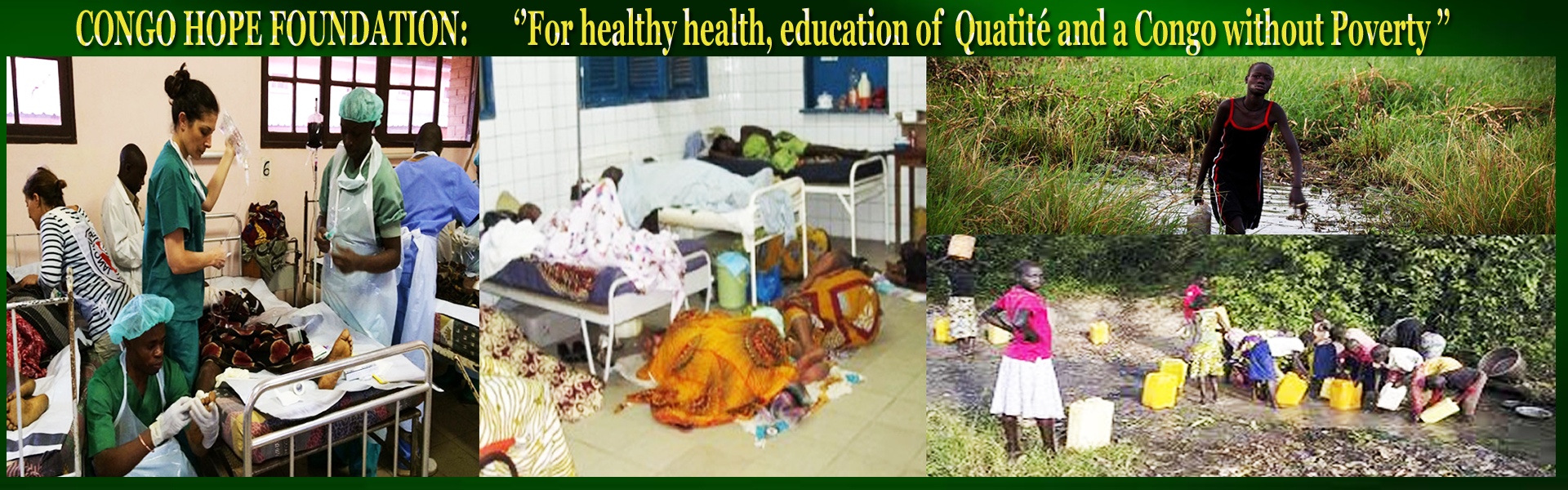 ''Good health guarantees a better life, access to the best care our priority.